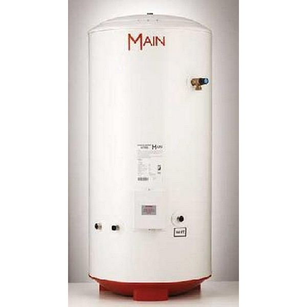 Main 210 Litre Unvented Indirect Cylinder - Main - Unvented ...