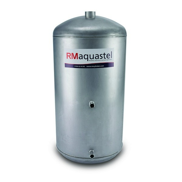 "900mm x 450mm (36"" x 18"") Aquastel DIRECT Steel Cylinder - Capacity - 120 Litres"